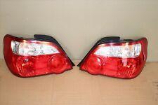 JDM 2004-2007 Subaru Impreza WRX STi Sedan Rear Kouki Red Tail Lights Pair LH RH