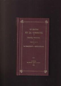 Le Château et la commune histoire bretonne Ducrest de Villeneuve Le Gacilly