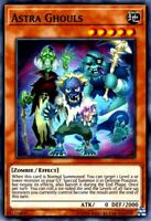 ASTRA GHOULS x3 | CHIM-EN095 | Common | Chaos Impact YuGiOh 1st Edition