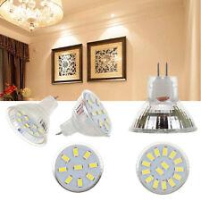 2W 3W 4W MR11 LED Bulb Spotlight 12-24V 5733 2835 SMD 10W 20W Equivalent Lamp RH