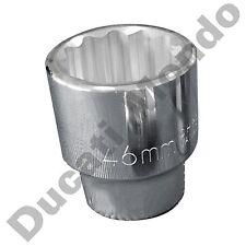 Rueda Trasera Tuerca herramientas Socket Ducati 748 848 916 996 998 Monster 1100 Hym 796 821