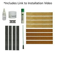 Clarinet Joint Cork Kit with Installation Instructions, Synthetic Cork!