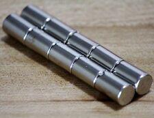10 pcs lot N50 Diameter 10mm x 15mm D10x15mm Round Neodymium Permanent Magnets
