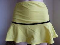 jupette de plage TRIUMPH jaune taille 36/38