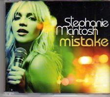 (DE891) Stephanie Mcintosh, Mistake - 2007 CD