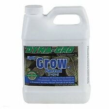 Dyna Gro Liquid Grow 8oz ounce - plant hydroponics fertilizer nutrient