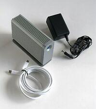 Lacie ESATA Hub Thunderbolt Adapter with Thunderbolt cable