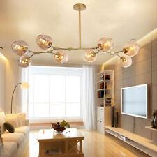 Large Chandelier Lighting Kitchen Island Pendant Lighting Glass Ceiling Lights
