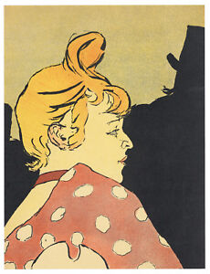 Toulouse-Lautrec lithograph (printed by Mourlot) 656787897