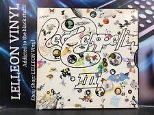 Led Zeppelin III LP Album Vinyl SD19128 Matrix SD7201A Canadian WEA Rock 70's
