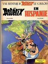 fumetto ASTERIX EN HISPANIE FRANCESE ED. DARGAUD 1969