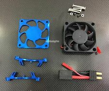 Aluminium Alloy Motor Heatsink with Cooling Fan for Traxxas X-Maxx