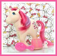 ❤️My Little Pony MLP G1 Vtg ITALY Italian Variant Moondancer Unicorn NIRVANA❤️