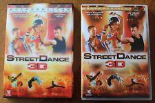 Street Dance 3D, 2 DVD + lunettes 3D
