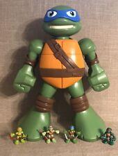 Teenage Mutant Ninja Turtles Lenardo Halfshell Heroe TMNT Storage Playmates