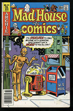 Mad House Comics #111 VG/FN 5.0 CR/OW Pages Star Wars Parody Archie Fawcett