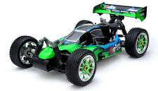 Exceed RC 1/8 Nitro Gas .21 Engine RC RTR Off Road Racing Buggy Gama Green