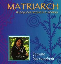 Joanne Shenandoah - Matriarch: Iroquois Women's Songs [New CD]