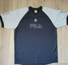 More details for 2001-02 west ham fila training shirt