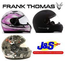 Motorcycle Helmets Full Face Boys