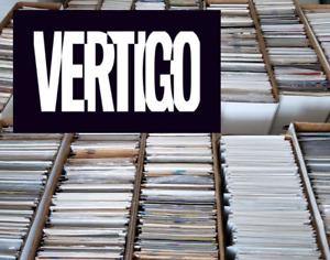 50 Comic Book HUGE lot - All DIFFERENT - Only Vertigo Comics - FREE Shipping!