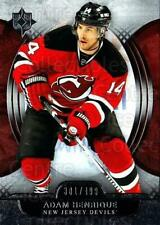 2013-14 UD Ultimate Collection #55 Adam Henrique