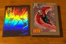 Lot of 50 DC Cosmic Cards Hologram