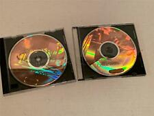 Microsoft Office Word 2007 and Outlook 2003 Discs no cal just disc