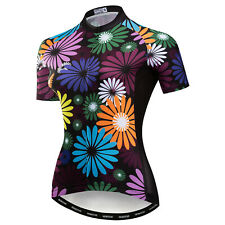 Women/'s Cycling Jersey Clothing Bicycle Sportswear Short Sleeve Bike Shirt J38