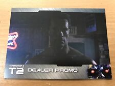 2017 Terminator T2 Dealer Promo Card MB1 (Rare) Unstoppable Cards