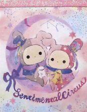 San-X Sentimental Circus Spica and Lost Star Parade Mini Memo Pad (Moon)