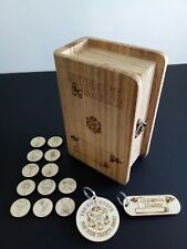 DnD D&D dungeons and dragons, Book box, name added, full set.