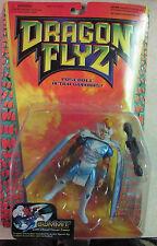 DRAGON FLYZ  - SUMMIT CLOUD COVER CAMO WARRIOR ACTION FIGURE - 1996  GALOOB