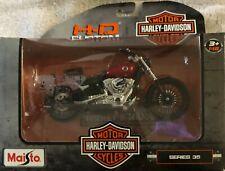 Maisto Custom Harley Davidson Motorcycles Series 35 2016 Breakout NEW