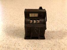 Vintage Slot Machine Pencil Sharpener Works Neat LOOK