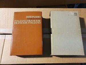 Dizionario Italiano Francese-Francese Italiano Garzanti
