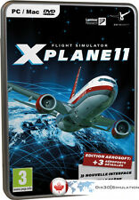X-Plane 11 - PC DVD Francais (French only) - **NEW 2017**