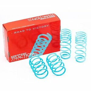 GODSPEED TRACTION-S™ PERFORMANCE LOWERING SPRINGS FOR ELANTRA SEDAN 11-16 MD/UD