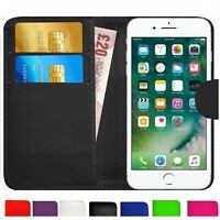 Case Cover for Apple iPod Touch 5th 6th 7th Generation Flip Wallet Leather Stand
