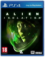 Alien: Isolation (Sony PlayStation 4, PS4)
