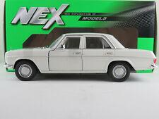 Welly 24091W Mercedes-Benz 220 /8 (1968) in weiß 1:24 NEU/OVP