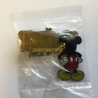 WDW - Hidden Wonders of Epcot Tour - Mickey Mouse Disney Pin 31145