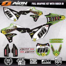 Kawasaki KXF 250 2013 2014 2015 2016 Decals kit AION MX Graphics kits