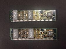 2x 2MB 30-Pin 70ns FPM Memory SIMMs 4MB Matched Set Vintage Apple Macintosh