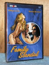 Family Scandal (DVD, 2009) NEW Mario Sabatini Martine Brochard italian romance