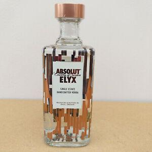 Absolut Elyx Single Estate Handcrafted Vodka 42.3% Alkohol Schweden