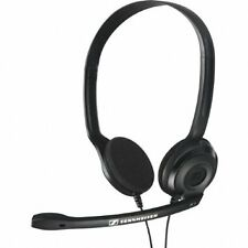 Sennheiser PC 3 Chat On-Ear Headphone with Mic For Desktop & Laptop