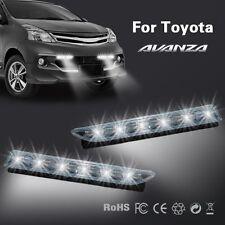 LED Daytime Running Light DRL custom fit for Toyota Avanza 2012-2015