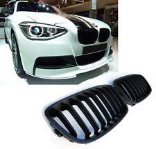 CALANDRE BMW SERIE 1 F20 5 PORTES 2011--> TOUS MODELES NOIRE HARICOT GRILLES