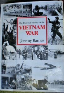 BOOK ON THE VIETNAM WAR 205 PAGES FULLY ILLUSTRATED 260 PHOTOS
